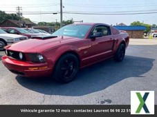 ford mustang gt deluxe coupe 2006 prix tout compris hors