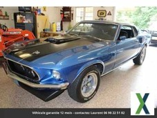 ford mustang mach 1351 windsor 1969 prix tout compris