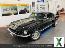 ford mustang shelby tribute302 ci 1968 prix tout compris