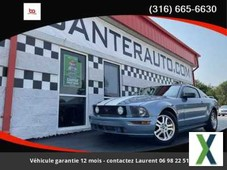 ford mustang gt deluxe coupe prix 2006 tout compris hors