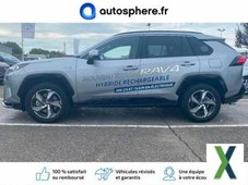 toyota rav 4 hybride rechargeable 306ch design business awd