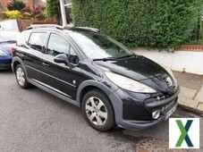 peugeot 207 sw 1.6 hdi 16v 90ch premium sw outdoor