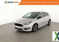 ford focus 1.0 ecoboost st-line 125 ch